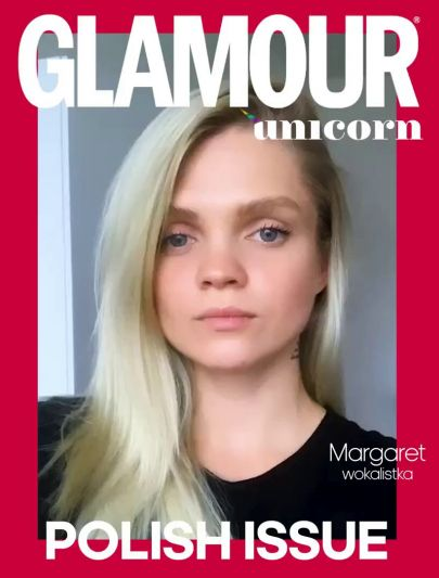 GLAMOUR Unicorn nr 4: POLISH ISSUE